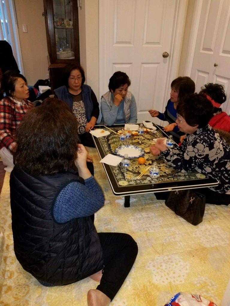 전교우 초청 사택 오픈하우스 (1/21/2018)